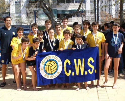 equipoinfantilCWS_XV_cto_andalucia