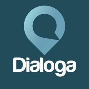 dialoga logo