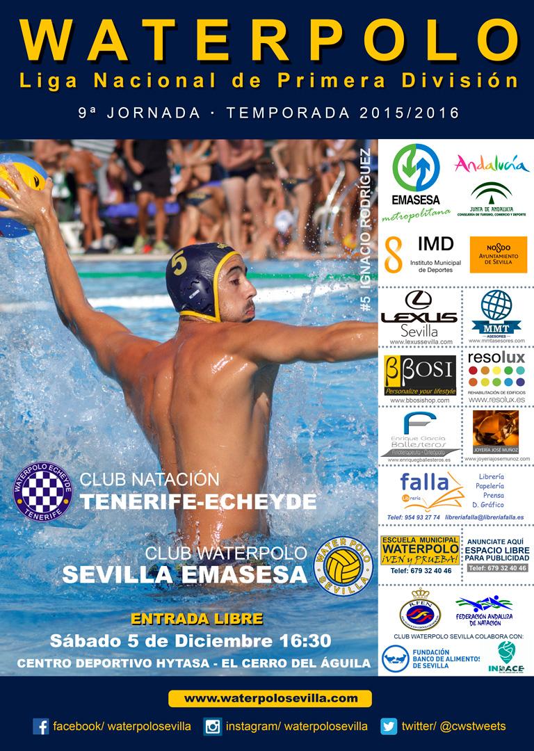 Jornada 9 Temporada 2015-16