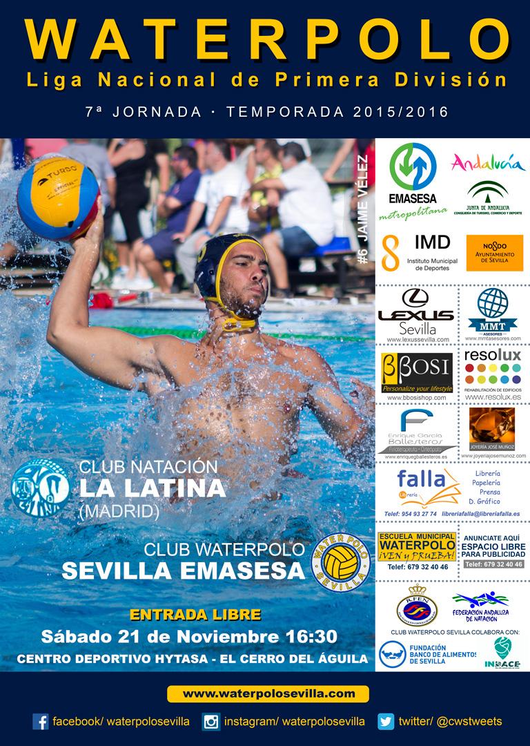 TEMPORADA 2015-16 Jornada 7