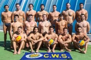 Equipo WP Sevilla EMASESA 2016-2017