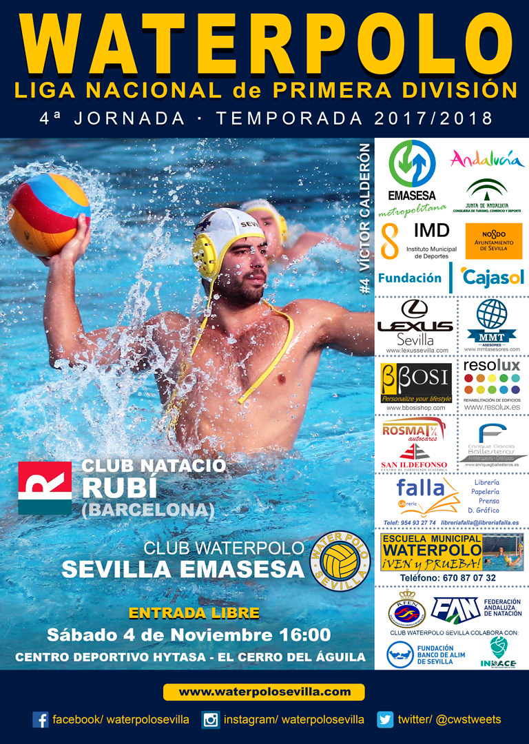 Cartel CWS-2017-18-Jornada-4