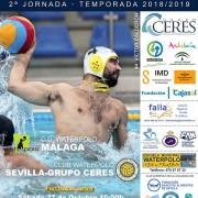 Cartel CWS Grupo Ceres-Málaga