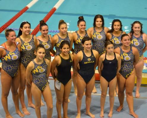C.W. Sevilla Liga Andaluza femenina