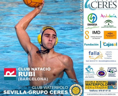 Cartel CWS Grupo Ceres-Rubí