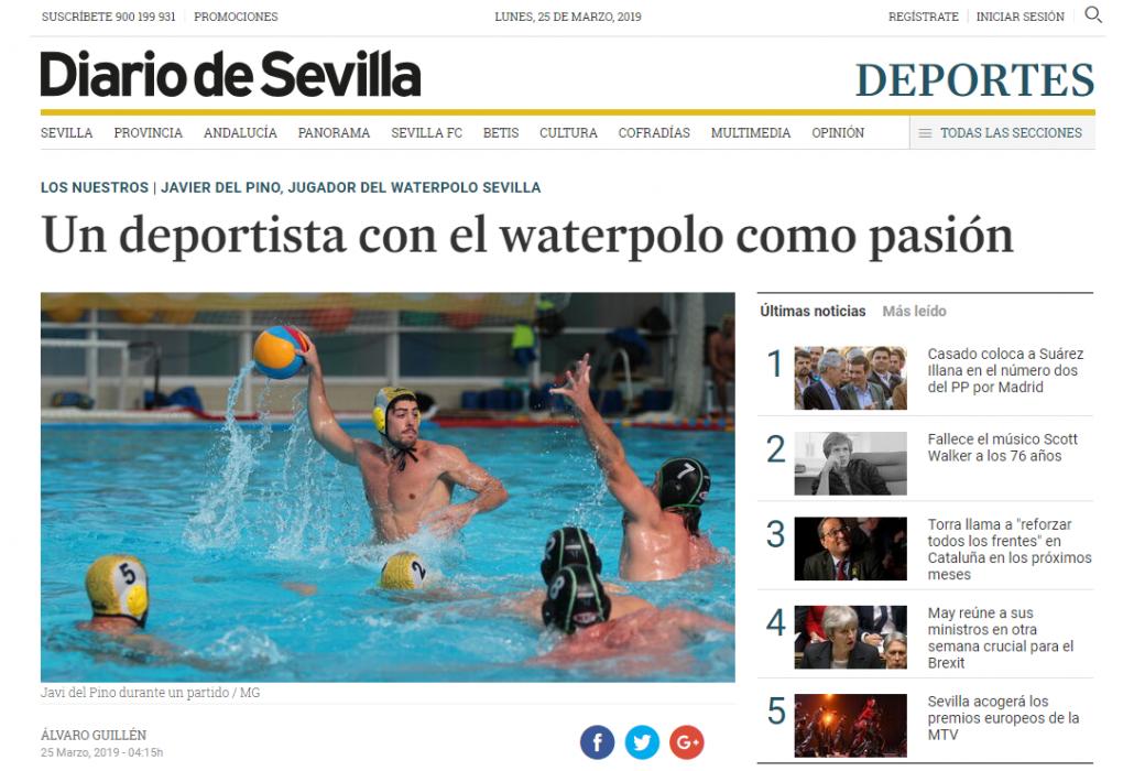 Diario de Sevilla 2019-03-25 CWS