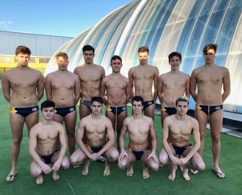 Waterpolo Sevilla-Grupo Ceres juvenil