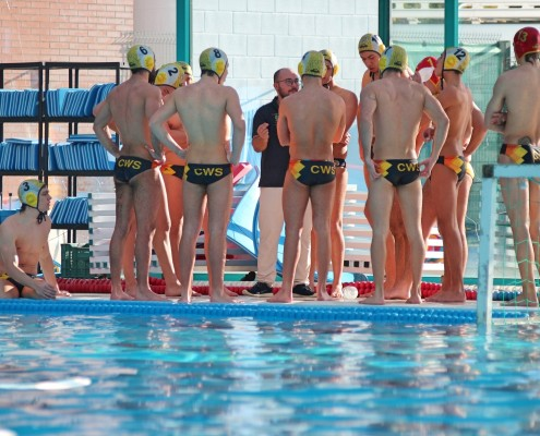 Waterpolo Sevilla-Grupo Ceres