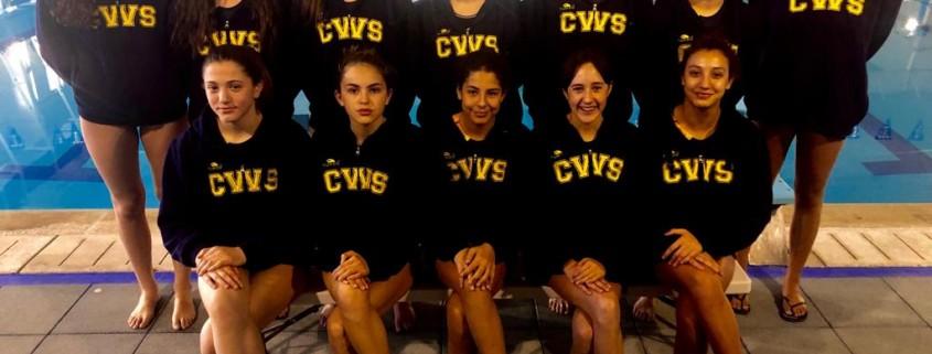 Waterpolo Sevilla-Grupo Ceres femenino en la fase final