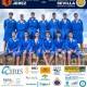 Cartel final Liga Andalua juvenil masculina