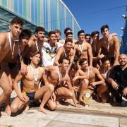 El Waterpolo Sevilla Grupo Ceres, campeón de Andalucía juvenil
