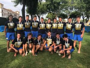 Los juveniles, campeones de la Copa de Andalucía