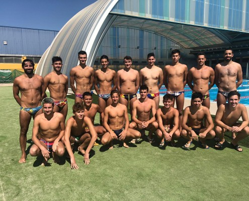 Pretemporada Club Waterpolo Sevilla