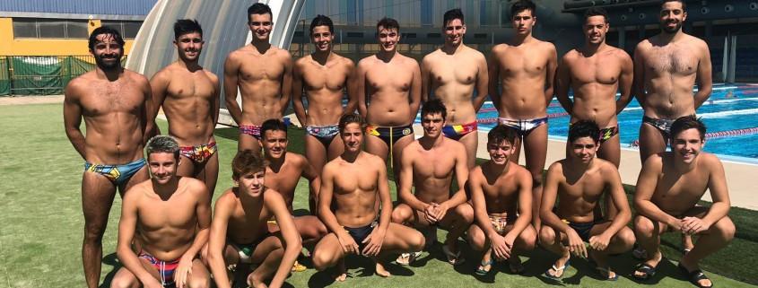 Pretemporada Club Waterpolo Sevilla