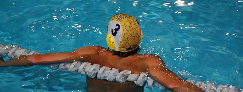 Jugador del Waterpolo Sevilla