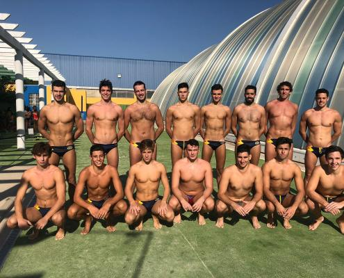 Club Waterpolo Sevilla 2019-20