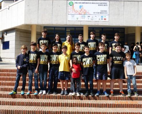 Campeonato Andalucia 2015 Algeciras