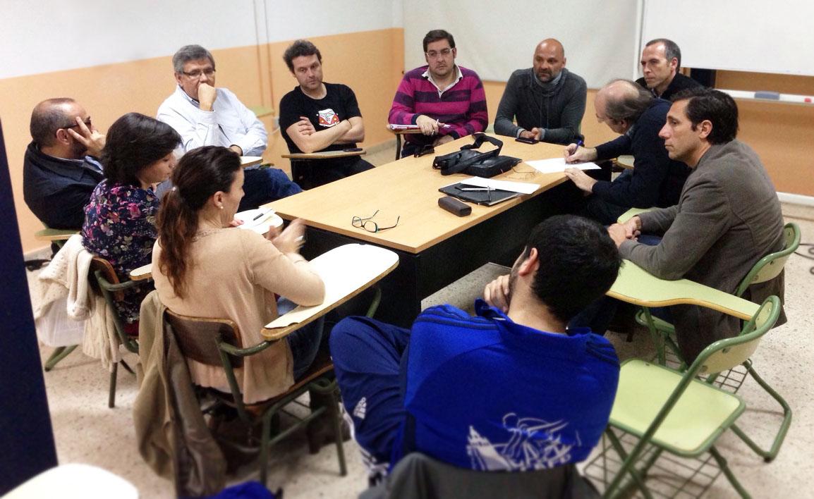 Primera reunión 2015